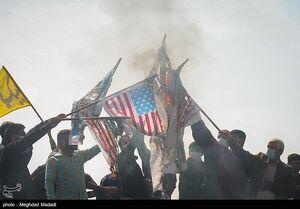 عکس/ مراسم نمادین روز قدس در میدان انقلاب