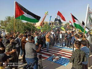 آمادگی فلسطینی ها برای پذیرایی از شهرک نشینان صهیونیست+ فیلم
