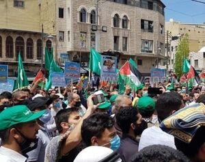 عکس/ راهپیمایی روز جهانی قدس در اردن