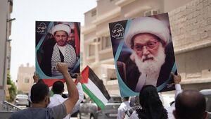 عکس/ راهپیمایی مردم مظلوم بحرین در حمایت از قدس