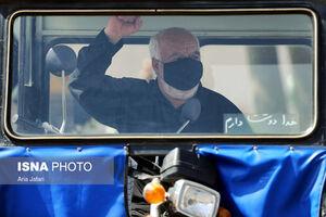 عکس/ مراسم بزرگداشت روز قـدس در اصفهان
