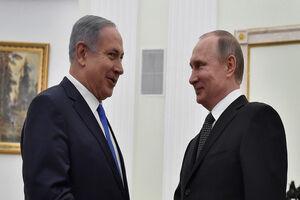 گفتگوی تلفنی پوتین و نتانیاهو درباره مسائل خاورمیانه