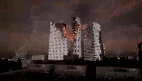 فیلم/ انیمیشن زیبای «پایان اسراییل»