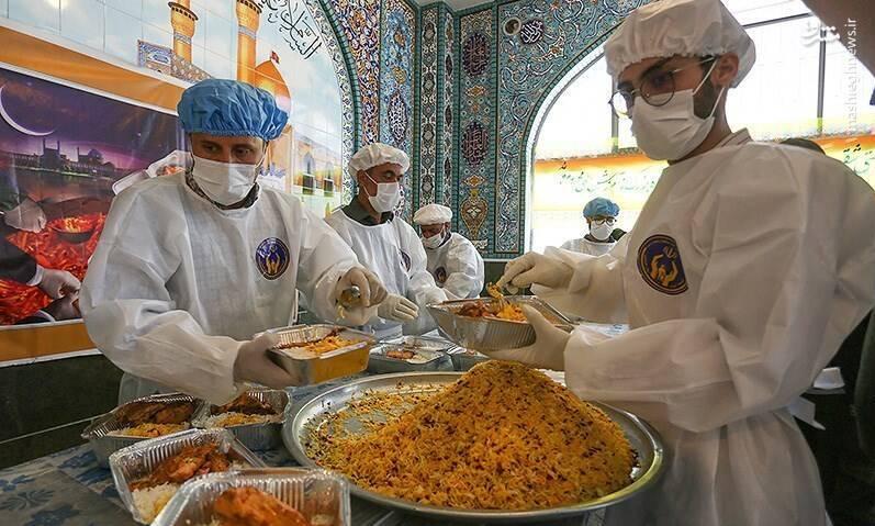 توزیع ۷.۵ میلیون وعده غذایی بین نیازمندان