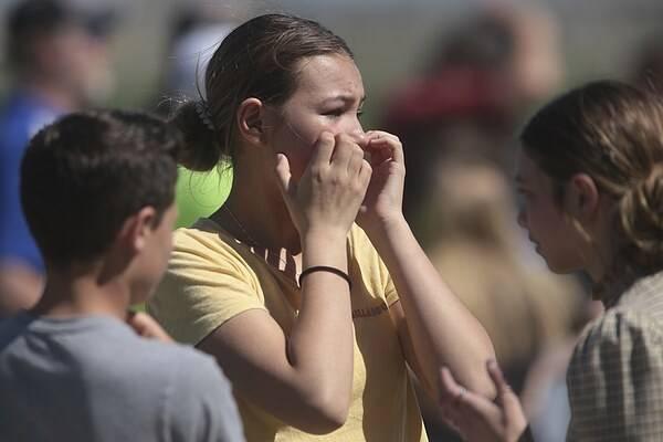 تیراندازی دختر نوجوان در مدرسهای در آمریکا