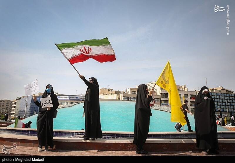 روز قدس-تهران