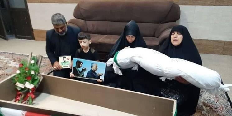 حکایتی از مدافعان حرم که مظلومانه رفتند