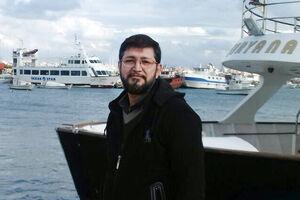 شهید مدافع حرم حجت الاسلام محمد پورهنگ - کراپشده