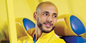 توافق ستاره مراکشی با النصر/امرابط مقابل تراکتور بازی میکند