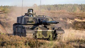 آلمان تانکهای انگلیس را ارتقاء میدهد +جزییات