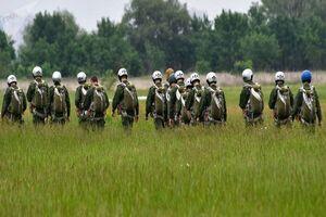 چترباز نظامی آمریکایی