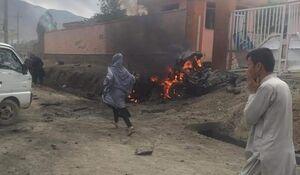 فیلم/انفجارهای خونین در کابل
