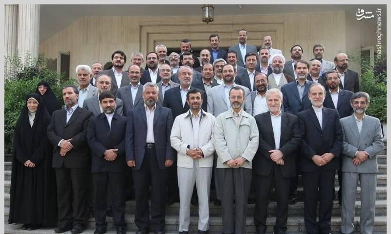 مشایی دلیل برکناری بسیاری از وزرای دولت نهم و دهم/ احمدینژاد چگونه از اصولگرایان سوء استفاده کرد؟