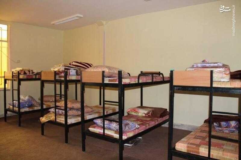 احداث ۱۷ خوابگاه دانشآموزی برکت در مناطق محروم