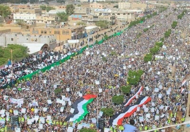 چرا جشن یمنیها در روز قدس خاص بود؟