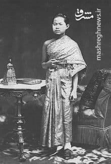 ماجرای عجیب غرق شدن ملکه تایلند+ عکس