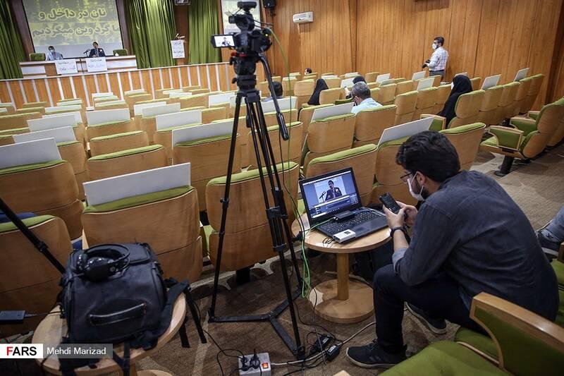 همایش «ویَن نان نمی شود» در تالار بصیرت لانه جاسوسی سابق آمریکا