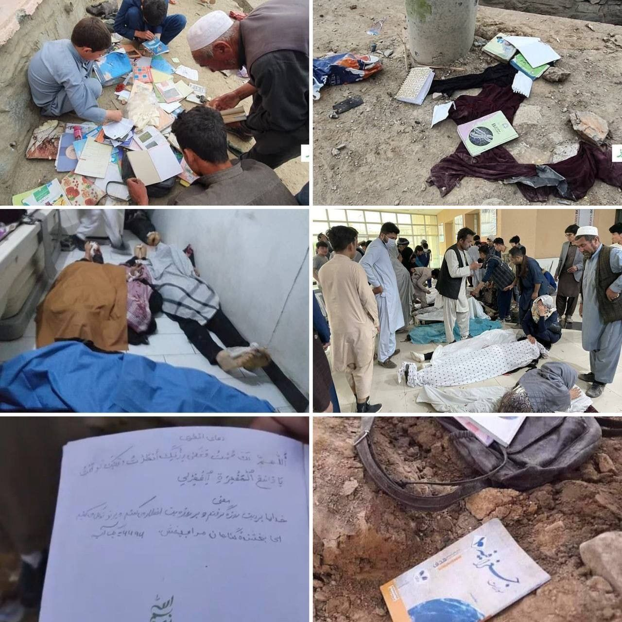 تلفات انفجار کابل به ۴۰ نفر افزایش یافت +عکس وفیلم