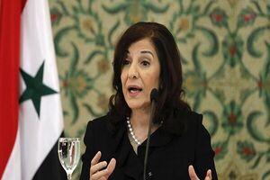 دولت سوریه غرب را عامل ویرانی در این کشور دانست