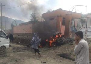 ویدئویی دیگر از محل انفجار مرگبار در کابل