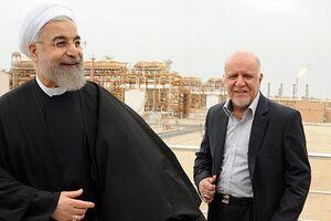 فاجعه سقوط سرمایهگذاری خارجی در صنعت نفت در دولت روحانی +نمودار