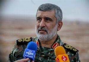 سردار حاجیزاده: پیشرفتهای زیادی در سامانههای پدافندی داشتهایم