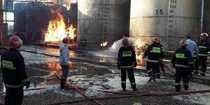 آتش سوزی جدید حیفا در ادامه بحران امنیتی اسرائیل است
