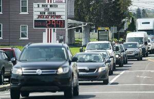 نگرانی آمریکاییها از افزایش بهای بنزین در پی حمله سایبری