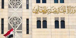 دمشق: اقدام اسرائیلیها در قدس «پاکسازی نژادی» است