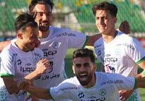 فیلم/ گل اول ذوب آهن به استقلال توسط محمد زاده
