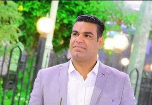 فیلم/ آخرین لحظات خبرنگار ترور شده شبکه الفرات در بیمارستان