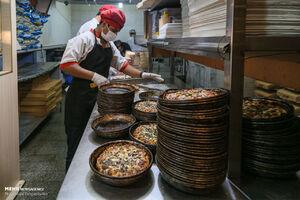 عکس/ اقدام زیبای بسیجیان در یزد