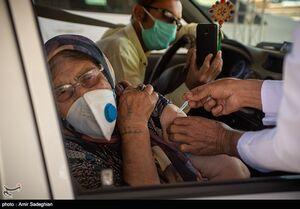 افتتاح نخستین مرکز واکسیناسیون خودرویی در تهران