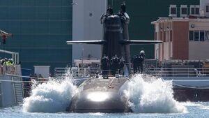 زیردریایی اسپانیا