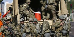 ارتش آمریکا در نبرد محتمل آتی شکست میخورد