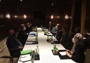 دیدار مذاکرهکنندگان ارشد آمریکا و روسیه در وین