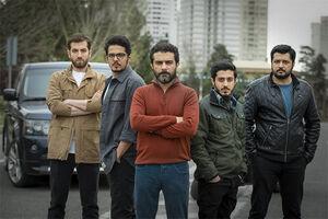 تصمیم گیری برای پخش سریال گاندو بعد از اعلام نتیجه انتخابات