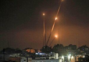 هلاکت ۲ صهیونیست در پی حمله راکتی مقاومت فلسطین