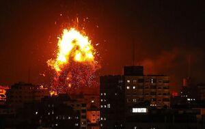 ۲۰ فلسطینی در حمله هوایی رژیم صهیونیستی به غزه شهید شدند