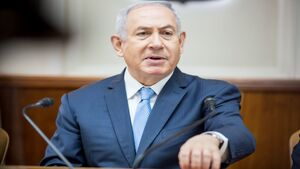 نخستین واکنش نتانیاهو به حملات راکتی از نوار غزه