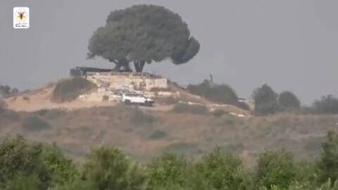 فیلم جدیدی از هدف قرار دادن جیپ ارتش رژیم صهیونیستی