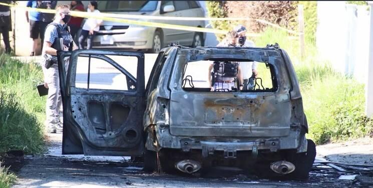 یک کشته بر اثر تیراندازی در فرودگاه «ونکوور» +فیلم