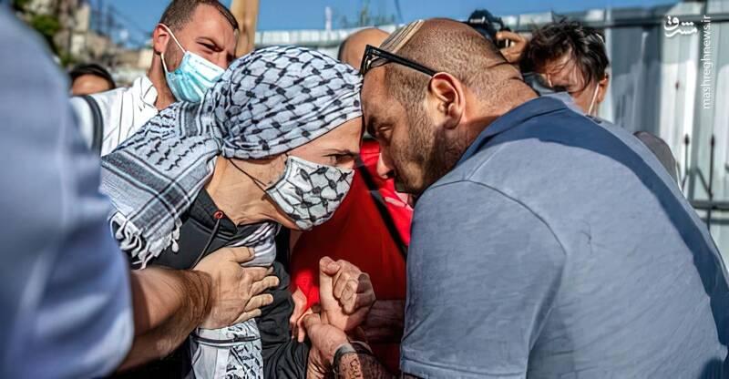محله شیخ جراح قدس، خاستگاه انتفاضه سوم / مسجد الاقصی در آتش و خون؛ عقبنشینی دادگاه اسرائیلی از حکم تخلیه منازل خانوادههای فلسطینی +تصاویر و فیلم
