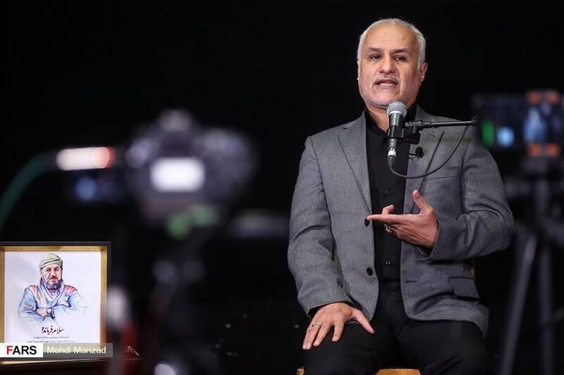 سخنرانی حسن عباسی  رئیس اندیشکده یقین در مراسم پنجمین سالگرد سردار شهید محمد ناظری در حسینیه امامزاده علی اکبر(ع) چیذر