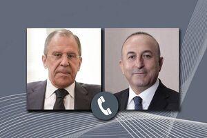 وزرای خارجه روسیه و ترکیه آواره سازی فلسطینیان قدس را محکوم کردند