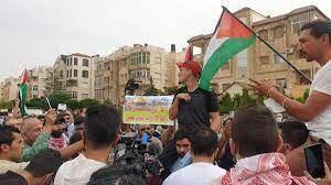هزاران اردنی علیه رژیم صهیونیستی تظاهرات کردند