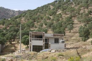 عکس/ پدیده «کوه خواری» در ایلام