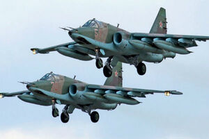 نیروی هوایی روسیه جنگندههای فرانسه را رهگیری کرد