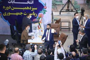 عکس/ تیپ متفاوت یک نامزد انتخابات ۱۴۰۰