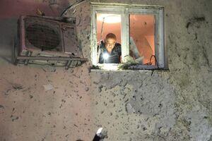 عکس/ خسارت حملات موشکی مقاومت در سرزمینهای اشغالی